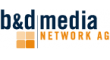 b&d media NETWORK AG-Logo