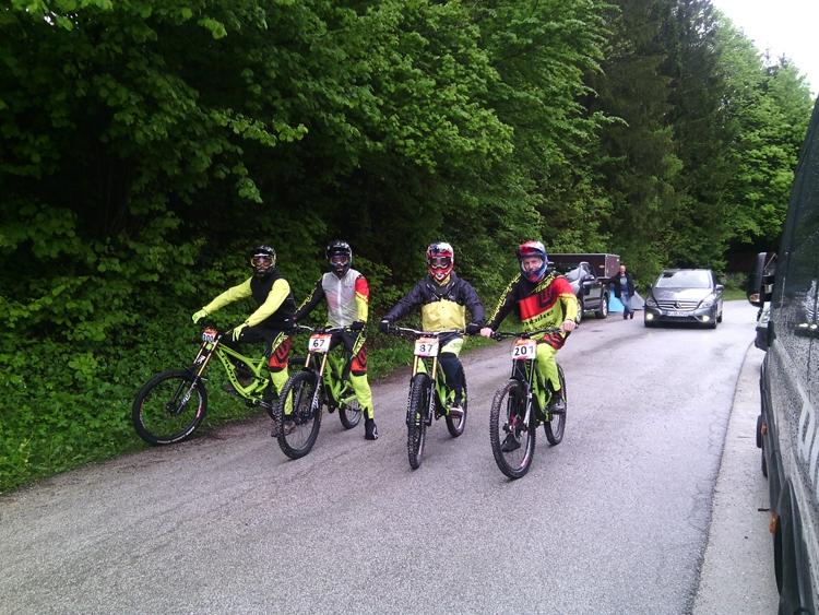 Team IK-Pictures Kranjska Gora EDC