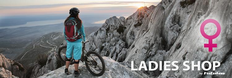 Ladies Shop bei HIBIKE - Alles was die Radfahrerin braucht online günstig kaufen