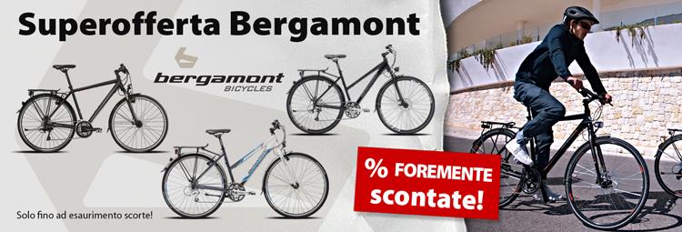 Bergamont Trekkingbikes fortemente ridotte