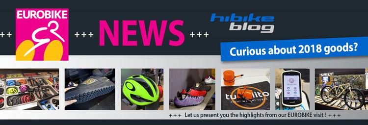 Eurobike news - 2018 product highlights