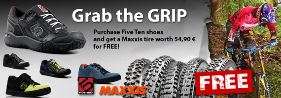 Five Ten & Maxxis
