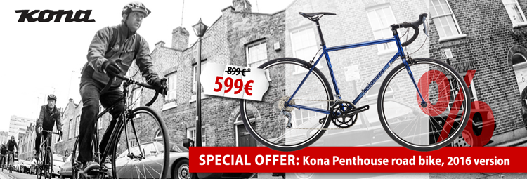 Bargain offer: Kona Penthouse road bike