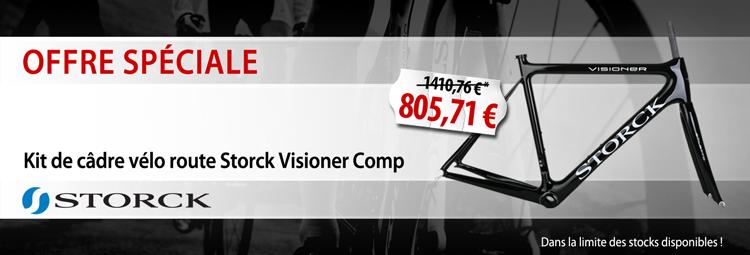 Offre spéciale: Kit de cadre vélo route Storck