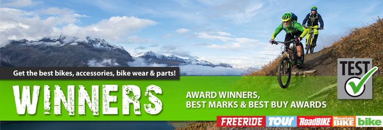 Award winners, best marks and best buy awards