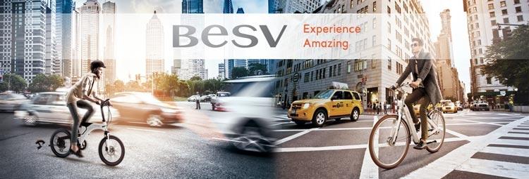 BESV - E-Bike & Pedelecs für den Alltag