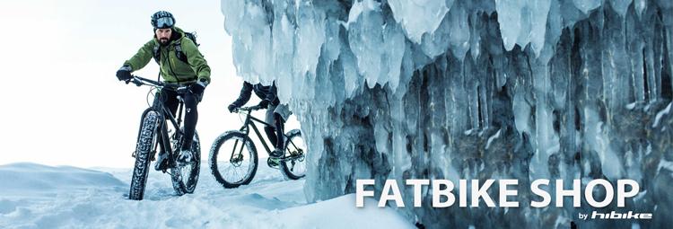 Fatbike Shop bei HIBIKE - alles für Fat Tire Bikes online kaufen