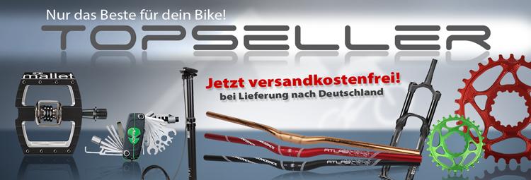 Topseller - Nur das Beste für dein Bike