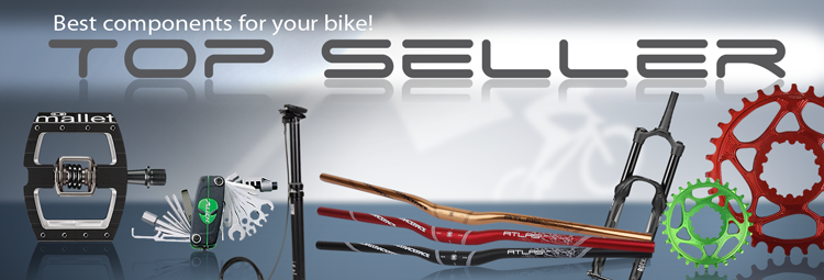 Top seller - only the best for your bike