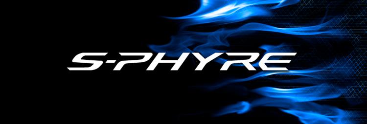 SHIMANO S-Phyre 新品系列