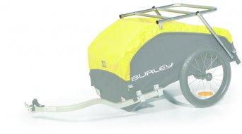 Burley Nomad Gepäckträger silber