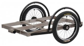 Surly Trailer Fahrad aanhanger Ted zonder Hitch Assembly