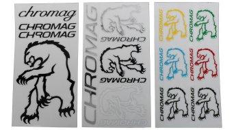 Chromag Logo matrica szett (14 db.)