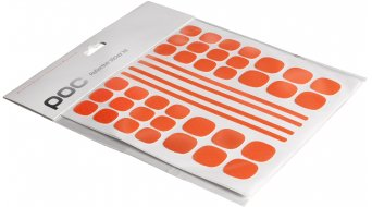 POC Reflective Sticker Kit Gr. unisize zink orange