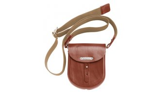 Brooks B1 Moulded Leder Tasche brown