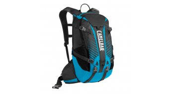 Camelbak K.U.D.U.18 sac dhydratation charcoal/atomic blue (Packvolumen: 15L+3L Reservoir)