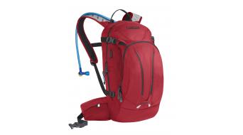 Camelbak M.U.L.E. NV mochila con sistema hidratante barbados cherry/charcoal (Packvolumen: 12L+3L Reservoir)