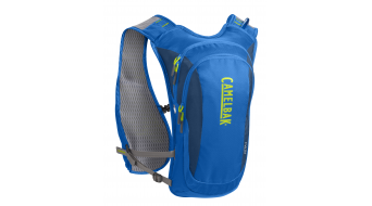 Camelbak Ultra 4 Trinkrucksack electric blue/lime punch (Packvolumen: 2L+2L Reservoir)