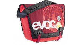 EVOC Messenger Bag 20L bolso estilo mensajero en bici ruby Mod. 2016