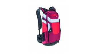 EVOC Freeride Track 10L Rucksack mit Anti-Impact System Gr. XS red/ruby Mod. 2016