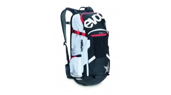 EVOC Freeride Trail Unlimited 20L Rucksack mit Anti-Impact System Gr. S black/white Mod. 2016