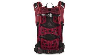 EVOC Stage 12L mochila petrol/rojo/ruby Mod. 2016