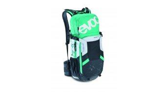 EVOC Women Freeride Enduro Team 16L mochila con Anti-Impact sistema tamaño M/L negro/blanco/verde Mod. 2015