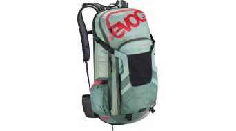EVOC Freeride Trail Team 20L mochila con Anti-Impact sistema Mod. 2016