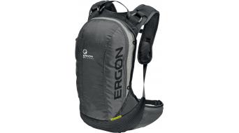 Ergon BX2 mochila tamaño L negro (Volumen 10+1,5 litros)