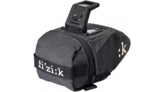 Fizik Saddle pa:k saddle bag dark grey for I.C.S. support