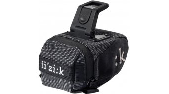 Fizik Saddle pa:k saddle bag small dark grey for I.C.S. support