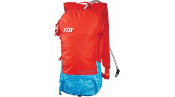 FOX Convoy Trink- zaino (incl. 3L sacca idrica) Hydration Pack mis. unisize red