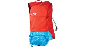 FOX Oasis Trink- zaino (incl. 2L sacca idrica) Hydration Pack mis. unisize red