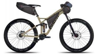 Ghost AMR Bikepacking Set Fully night black