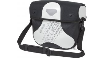 Ortlieb Ultimate6 Blackn White Lenkertasche M (Volumen:7L)
