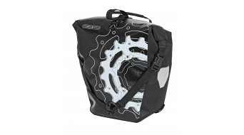 Ortlieb Back-Roller diseño Chain Hinterradtaschen QL2.1 negro(-a) (Volumen:40L-par)