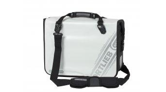 Ortlieb Office-Bag negron blanco bicicleta-portafolios QL3.1 L (Volumen:21L)