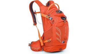 Osprey Raven 14 mochila con sistema hidratante tamaño unisize (14 litros) tiger naranja