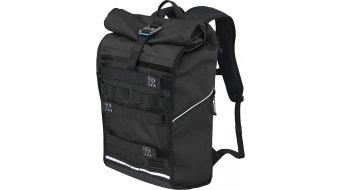 Shimano Tokyo Urban Daycsomag hátizsák 23 liter-Volumen black (ivórendszer-kompatibilis)