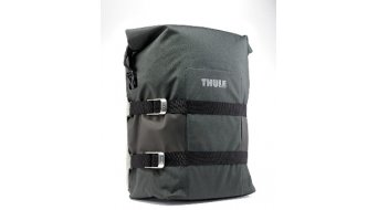 Thule Packn pedal alforja Large Adventure Touring Pannier 26 litros negro(-a)