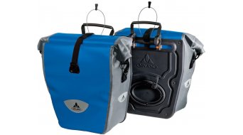 VAUDE Aqua Back Hinterradtasche (Paar) blue/metallic