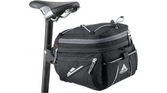 VAUDE Off Road Bag M Sattel supporto n tasca black