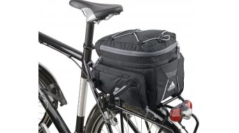 VAUDE Silkroad Plus Gepäckträgertasche black