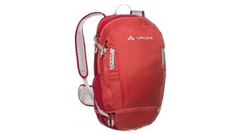 VAUDE Bike Alpin 25+5L Rucksack indian red