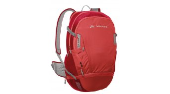 VAUDE Bike Alpin 30+5L Rucksack indian red