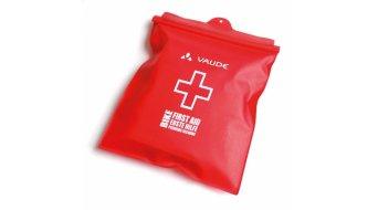 VAUDE Erste-Hilfe-Set Bike (mit einer essentiellen Grundausstattung) Wasserdicht rot/weiss