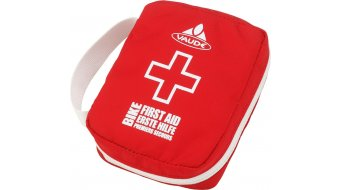 VAUDE Bike Essential First Aid Kit red/white