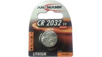 ANSMANN pila de litio 3 voltios CR 2032 (220mAh) Best before: 04/2025