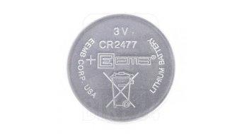 ROTOR CR2477T Powermeter Batterie für 3D+ Kurbel