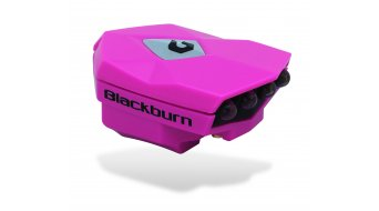 Blackburn Flea 2.0 USB Front Mini-iluminación pink